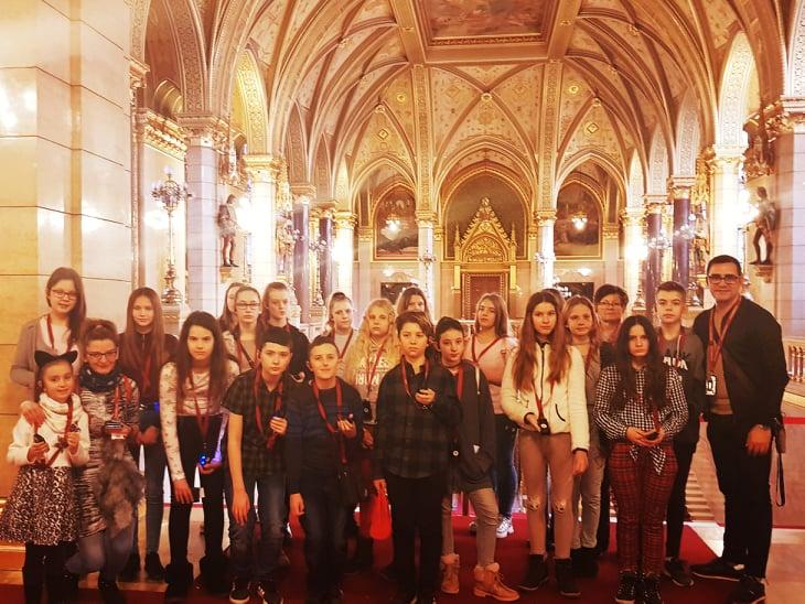 Kulturális Kirándulás a Fővárosban - Parlament