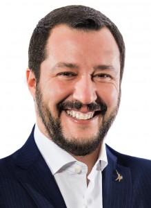 Matteo Salvini  Készítette: Ministry of the Interior