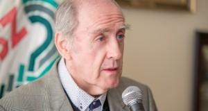 Solti Gábor, az IPOSZ nemzetközi és oktatási igazgatója Fotó: Juhász Melinda
