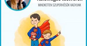 Z. Kiss Adrienn Különleges testvérek - Mindketten szuperhősök vagyunk3