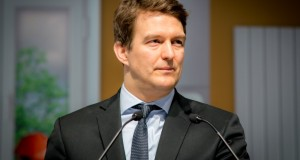 György László, az Innovációs és Technológiai Minisztérium gazdaságstratégiáért és szabályozásért felelős államtitkára Fotó: Juhász Melinda