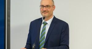 Selmeczi László, a Magyar Cukrász Iparosok Országos Ipartestületének ügyvezetője Fotó: Juhász Melinda