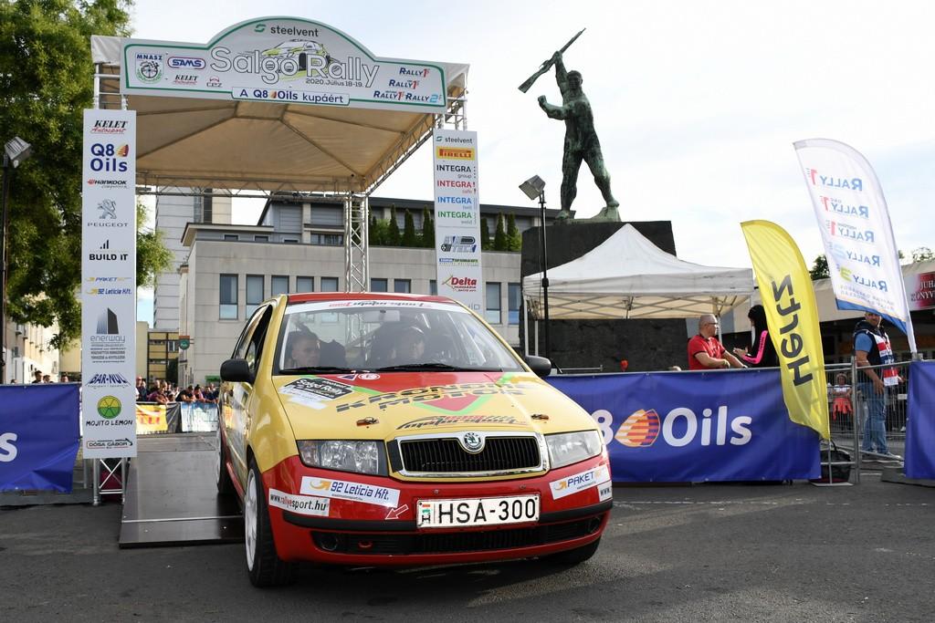 Salgó Rally 202086