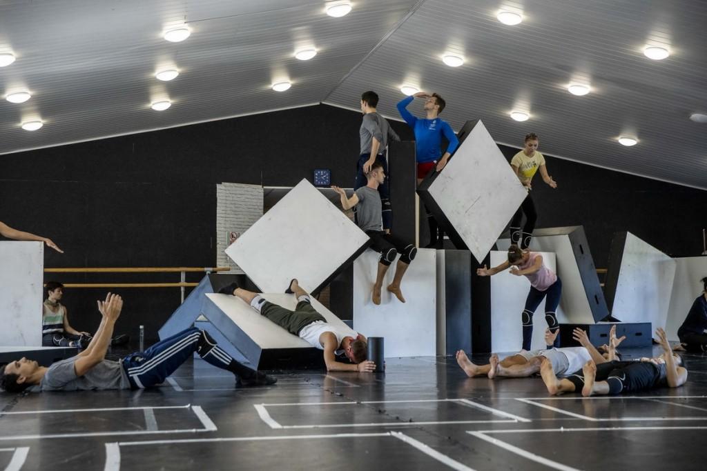 A Magyar Nemzeti Balett művészei 1 - fotó Rákossy Péter